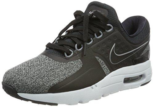 Black Nero Max anthracite Nike Air Essential Grey Uomo pure Black Platinum cool Zero Sneaker g0Fwqp4