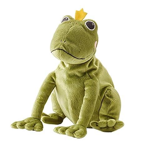 Ikea Kvack Soft Toy, Frog/prince