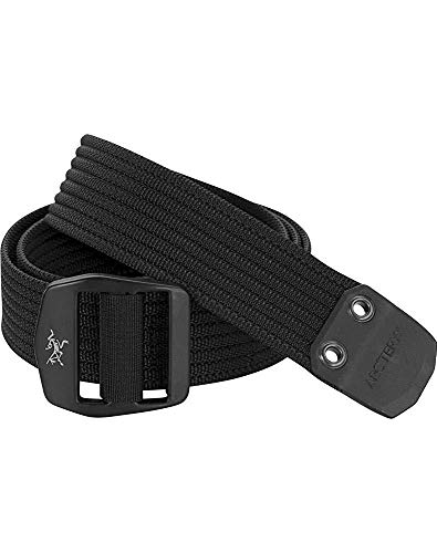 Hiking Belt - ARC'TERYX Conveyor Belt (Black/Black, Medium)