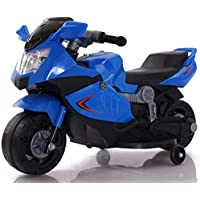 Toyhouse Mini Ninja Superbike Rechargeable Battery Operated Ride-on for Kids(2 to 3.5yrs),Blue