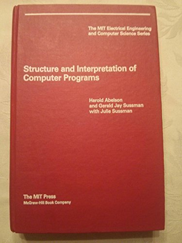 Structure And Interpretation Of Computer Programs Pdf