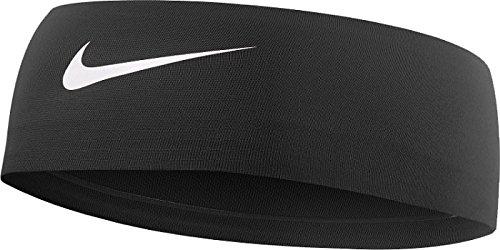 Nike Fury Headband, Black, 2.0(Osfm,