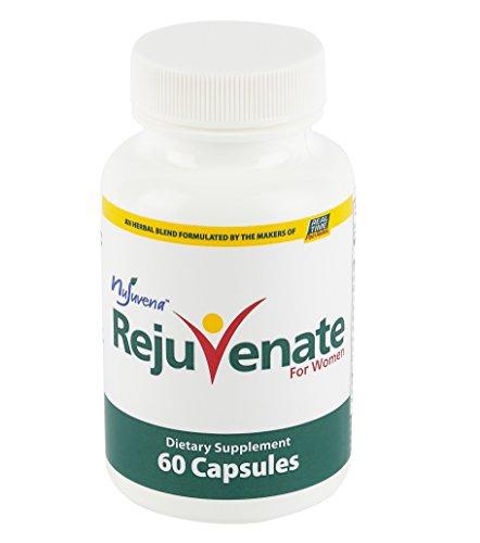 Amazon.com: Nujuvena Rejuvenate Dietary Supplement for Women, 60 Capsules: Health & Personal Care