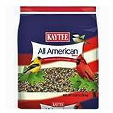 Kaytee Products 100213733 Wild Bird Food, American Blend, 5-lbs. - Quantity 4