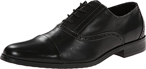 original-penguin-mens-op-tip-oxford-black-10-m-us
