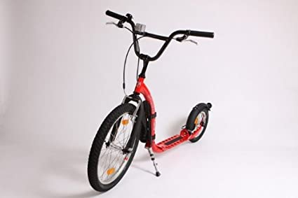 Amazon.com: Freeride Junior Kickbike Scooter w, regulable ...
