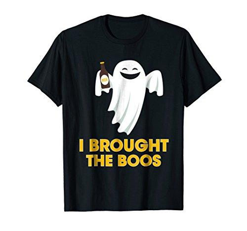 I Brought The Boos Halloween T Shirt -