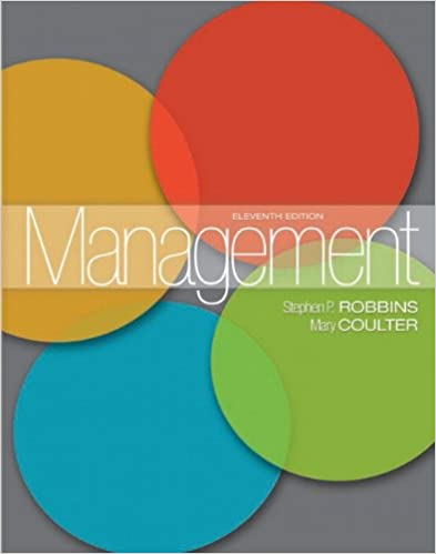 Management stephen p robbins mary coulter 9780132163842 amazon management stephen p robbins mary coulter 9780132163842 amazon books fandeluxe Image collections