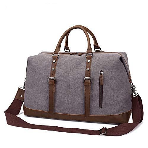 Laptop Fin color Caqui Size Dark Khaki Khaki Para Bolso Lona Maletín Oscuro 22 52 Viaje 5cm De color Semana Negro 31 P7O85q