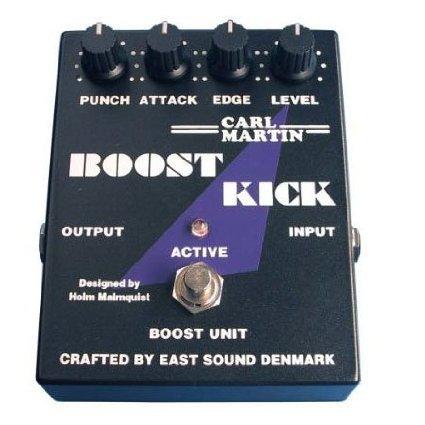 【 並行輸入品 】 Carl Martin (マーティン) Boost Kick エフェクトペダル With Up to 12dB Boost 3 Band EQ True Bypass   B00JEF9KRG