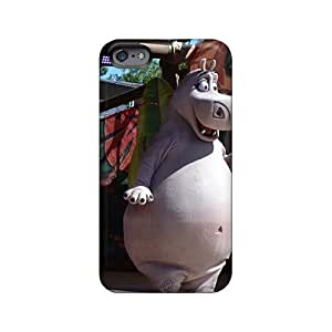 Best Hard Phone Case For Iphone 6plus (uRG9037Fcoe) Allow Personal Design Attractive Madagascar 3 Series