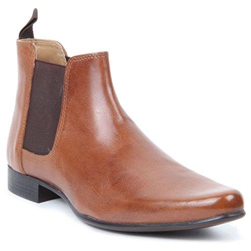 Oaktrak  Rts5495,  Herren Peep Toes Braun