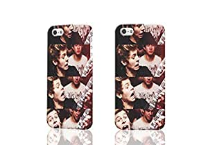 diy phone caseNEW 5SOS BAND 5 SECONDS OF SUMMER 3D Rough Case Skin, fashion design image custom , durable hard 3D case cover for iphone 4/4s , Case New Design By Codystorediy phone case