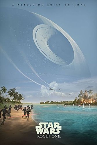 Star Wars: Rogue One - Movie Poster / Print (Regular Style A) (Size: 24