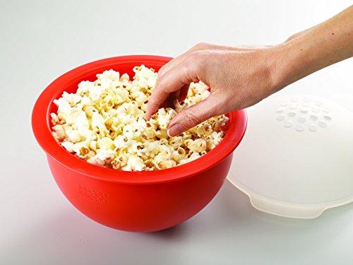 Joseph Joseph 45016 M Cuisine Microwave Popcorn Popper