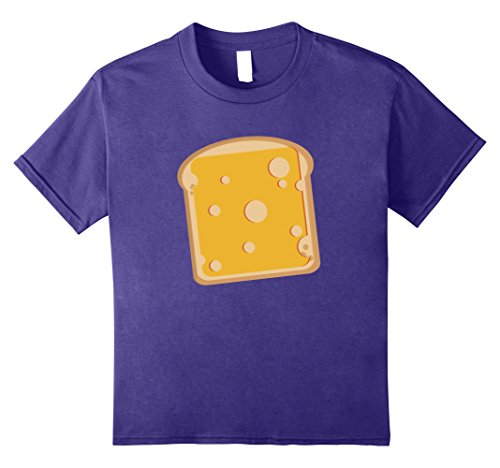 Halloween Pair Costumes Best Friends - Kids Ham And Cheese Sandwich Matching Couples Halloween Costume 10 Purple