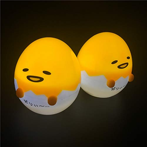 VT BigHome Japanese Anime Gudetama Egg Light-Up Night