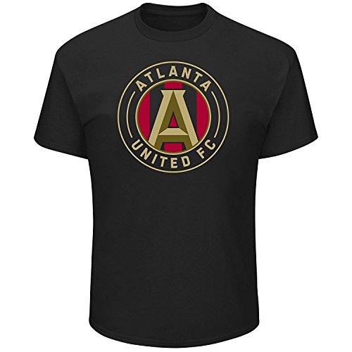 (VF Atlanta United FC MLS Men's Big and Tall Primary Logo T-shirt (2XL))