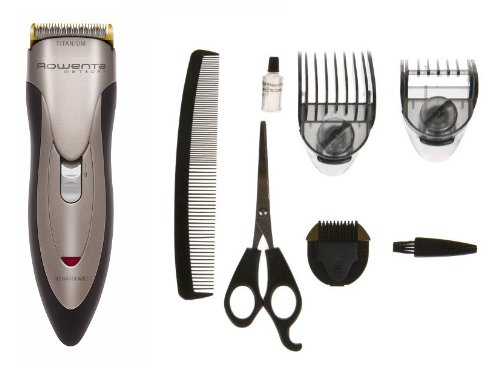 Rowenta Wet   Dry TN5040 hair trimmer  Amazon.co.uk  Health   Personal Care 53c97d11fa4