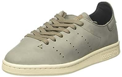 release date: a763c 0dad9 Adidas Stan Smith, Zapatilla de Deporte bajo el Cuello para Hombre, Verde  Trace Cargo Off White, 40 EU  Amazon.es  Zapatos y complementos