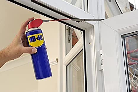 WD-40 Producto Multi-Uso Doble Acción, 400 ml: Amazon.es: Industria, empresas y ciencia