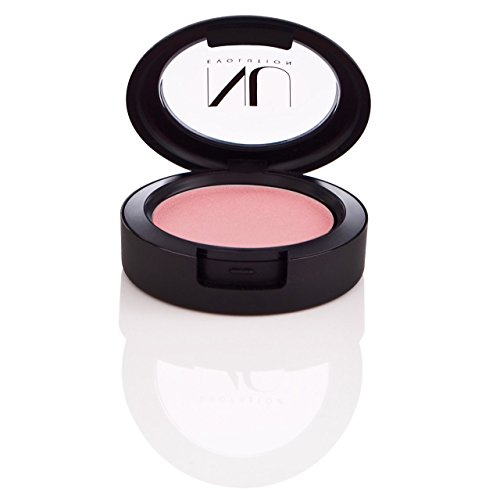 NU EVOLUTION Pressed Blush Made with Natural Ingredients – No Parabens, Talc, gluten -Vegan SOHO
