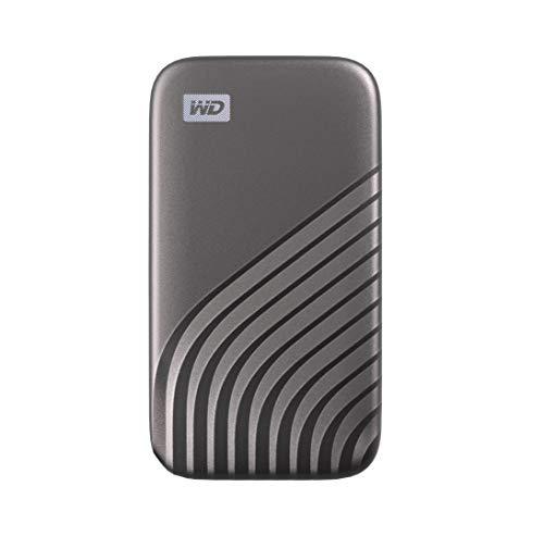 🥇 WD My Passport SSD 1TB – tecnología NVMe
