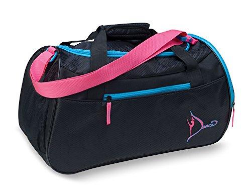 Cheap Dansbagz By Danshuz Women's Neon Dancer's Gear Bag, Black, OS