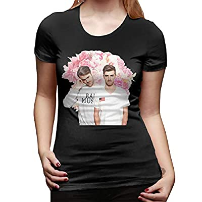 The Chainsmokers Shirt Womans Cool T Shirt Clothes Short Sleeve O NeckTops