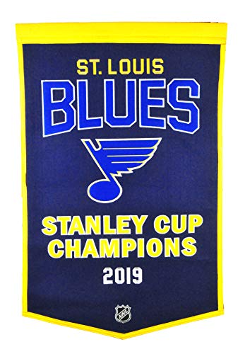 Winning Streak NHL St. Louis Blues Unisex Saint Louis Blues IF Win Dynasty BannerSaint Louis Blues IF Win Dynasty Banner, Blue, Banner