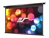 """Elite Screens VMAX2, 128-inch 16:10, 20"""" Drop, Electric Motorized Drop Down HD Projection Projector Screen, VMAX128UWX2-E20 from Elitescreens"""