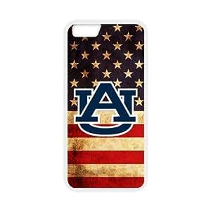 "Generic Custom Unique Design NCAA Auburn Tigers Auburn University Athletic Teams Logo Plastic and TPU Case Cover for iPhone6 4.7"""
