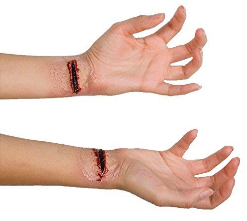 Wrist Kit Slashed (Slashed Wrist Kit)