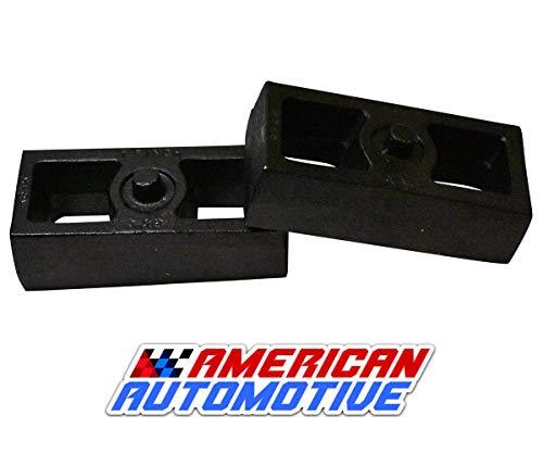 - American Automotive 2000-2010 Silverado 2500HD Lift Kit 1.5