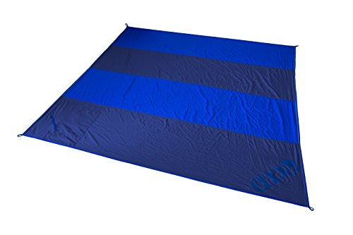 ENO - Eagles Nest Outfitters Islander Deluxe Blanket, Navy/Royal (Blanket Nest Outfitters Eagles)