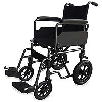 Sillas de ruedas asistidas y de transporte