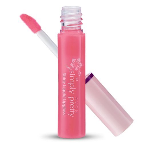 Liquid Strawberry Lip Gloss - Avon Shiny Liquid Lip Gloss 3ml Strawberry Shine (27218)