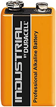 Duracell Industrial Alkaline Battery 9v 6lr61 1pc Elektronik