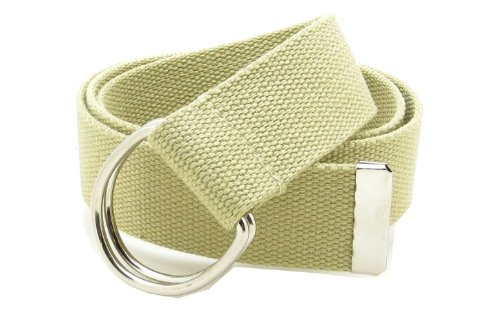 Canvas Double D Ring Buckle Metal product image