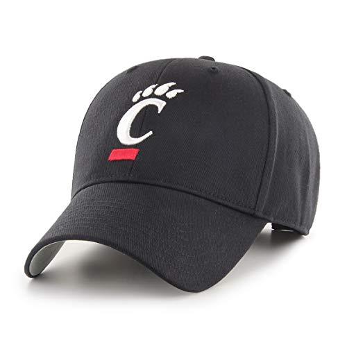 Bearcats Baseball Cincinnati - NCAA Cincinnati Bearcats OTS All-Star MVP Adjustable Hat, Black, One Size