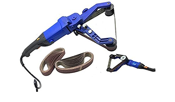 "60 Pieces 1 1//2 Inch X 30/"" aluminum Belt Metabo hardin Pipe tube Polisher sander"