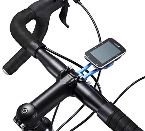 810 510,520 Alloy Out Front Combo Mount for Garmin Edge Computer 200 800 500 820,1000,1030 and GoPro Interface Action Cameras