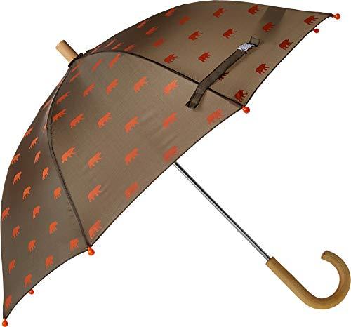 HATLEY Silhouette Bears Umbrella, 1 EA