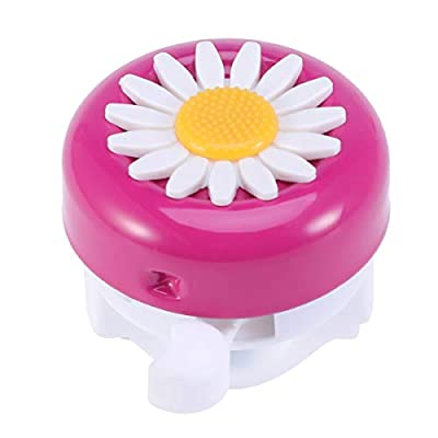 LIOOBO Kid's Bike Bell Bicycle Bell for Girls Toddler Bike Bells Rosy White : Sports & Outdoors