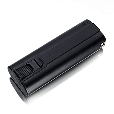 Replacement Paslode 404717 Battery - Replacement Paslode 6V Battery (1300mAh, NICD)