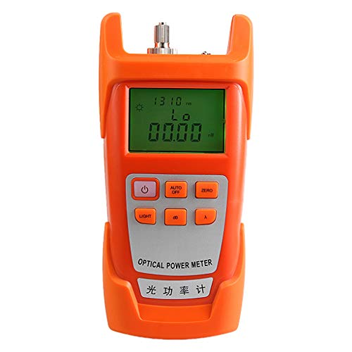SM SunniMix AUA-9C -70dBm~+10dBm 850~1625nm Optical Power Meter Tester FC SC Handheld Optical Power Meter + with 30mW Visual Fault Locator Pen by SM SunniMix (Image #9)