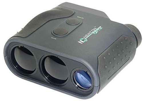 Newcon Optik LRM 2200SI Laser Range Finder Monocular with 2,405 Yard, 2,200 Meter Range by Newcon Optik