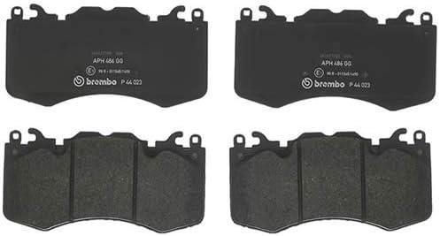 brembo PREMIUM CERAMIC REAR Disc Back Brake Pad Set for Land Rover 2010-2016 LR4