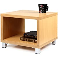 Furinno XBF66-C Nihon Contemporary Side/End Table, Cherry