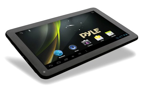 Pyle PTBL10C Android Touch Screen Graphics